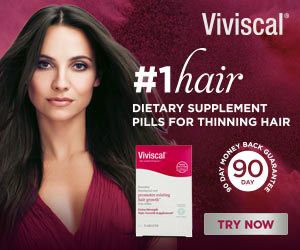 Viviscal Extra Strength hair vitamin supplements for women nourish thinning hair and promote existing hair growth from within