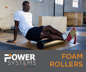 Power Systems Exercise Equipment Foam Rollers